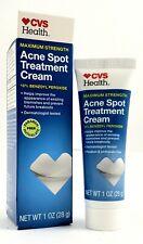Set Of 3 Cvs Health Acne Treatment Cream Maximum Strength Benzoyl