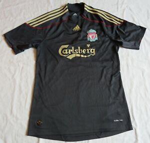 LIVERPOOL FC Adidas Away Shirt 2009/10 (M)