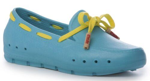 Mini Mocks Boys Girls Infants Kids Pool Beach Shoes UK 10-5 moccasin slip on