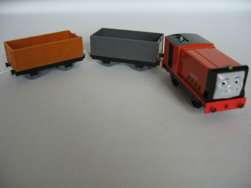 Thomas Tomy Trackmaster Train Track RUSTY Battery Engine Wooden