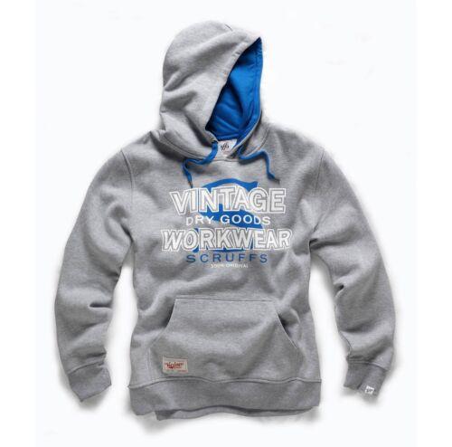 """/""""SCRUFFS/"""" Vintage Goods Hoodie Kapuzensweatshirt flauschig warm Gr.M"""