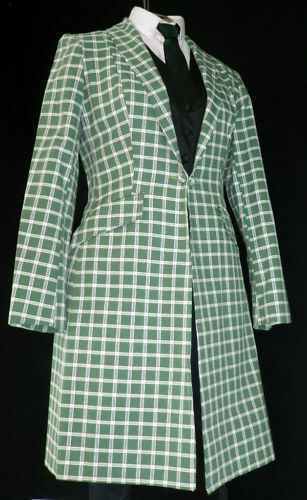 SALE Reed Hill Saddleseat Day Coat Gn Lorianne s14  179