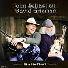 Satisfied * by John Sebastian (Lovin' Spoonful) (CD, Nov-2007, Acoustic Disc)