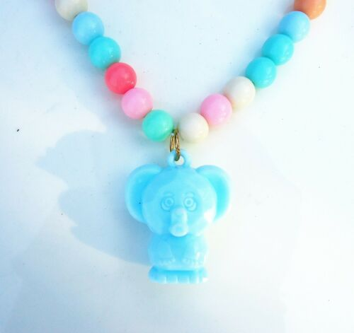 Children/'s clothing accessories cute candy colored necklace girl necklace N60