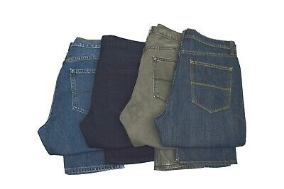 Mens M/&S collection regular fit denim jeans FACTORY SECONDS MS54