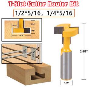 1-4-039-039-1-2-039-039-Schaft-Cutter-Router-Bit-1-1-16-039-039-Hex-Bolt-T-Slot-Cutter-Fraeser
