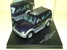 TOYOTA LAND CRUISER LONG 1998 Bleu VITESSE V98147 1:43