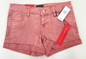 Celebrity-Pink-Juniors-039-Colored-Denim-Shorts