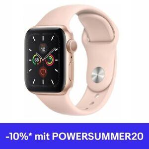 Apple Watch 5 40mm Sport Band (MWV72LL/A), gold