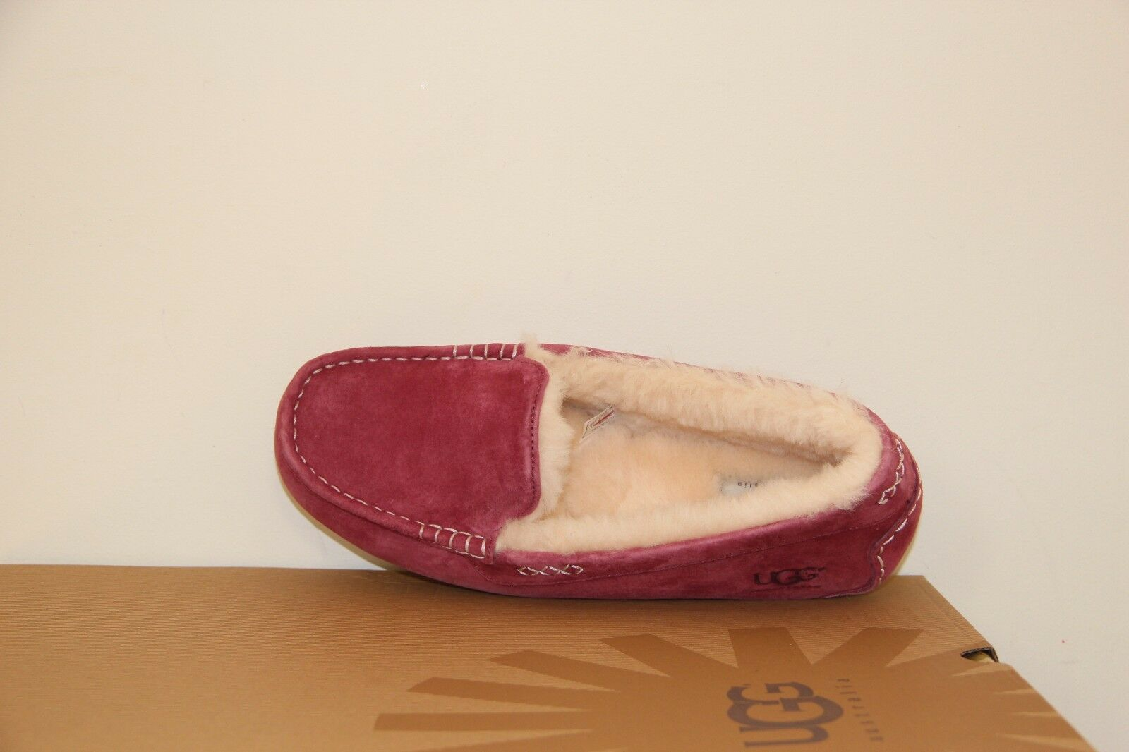 si l'australie  s moccasin ansley moccasin s taille 5 nib ff1dcf