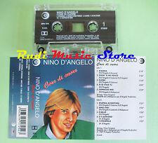 MC NINO D'ANGELO Cose di cuore 1995 italy RICORDI MPK 7219 no cd lp dvd vhs