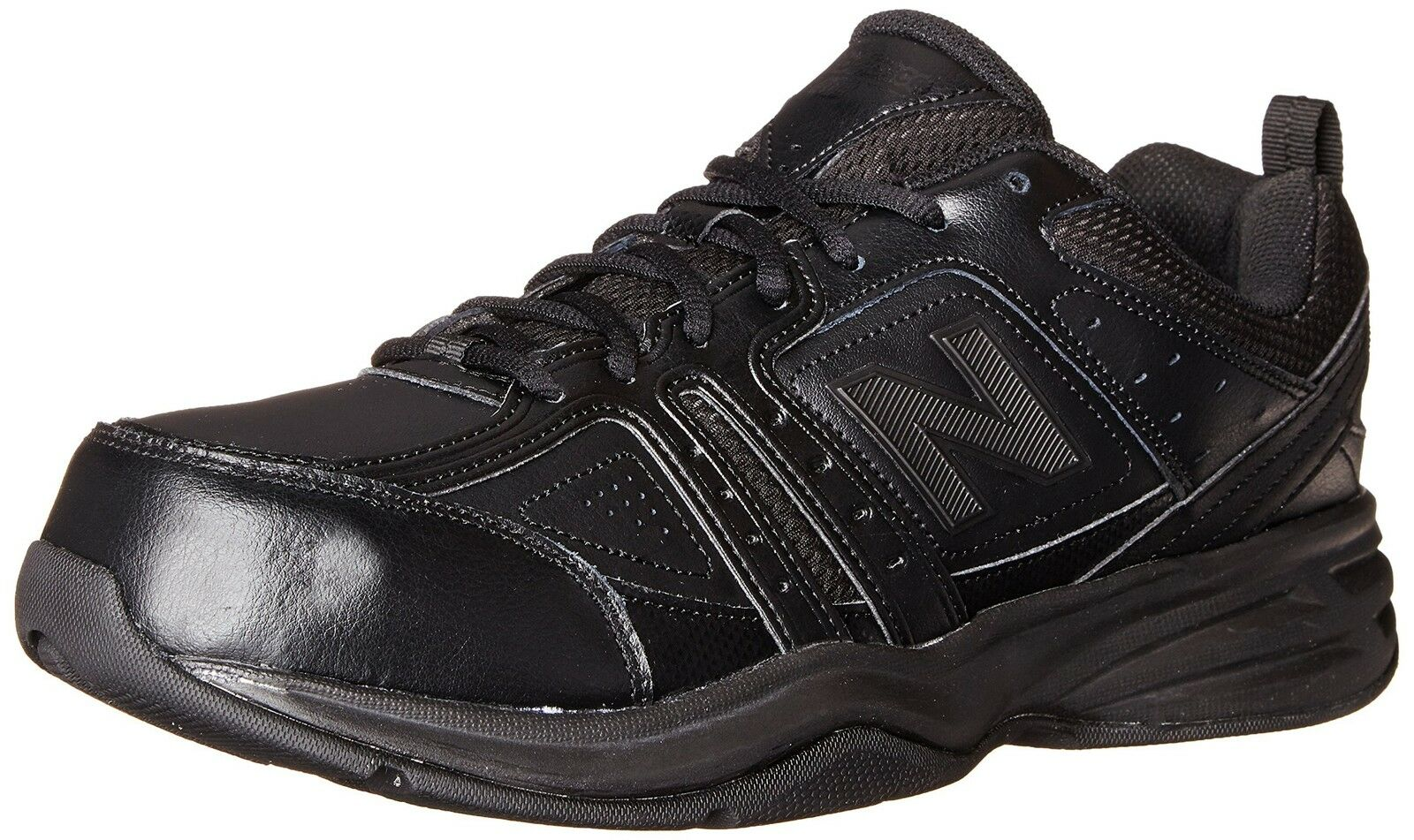 New Balance Men's MX409 Cross-Training shoes,Black,8.5 D US