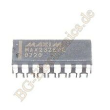 Multichannel RS-232 Drivers//Rece Maxim DIP-14 1pcs 1 x MAX231CPD 5V-Powered