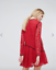 Sportmax-Code-Bosforo-Red-Lace-Dress-NEW-Size-XS miniatuur 3