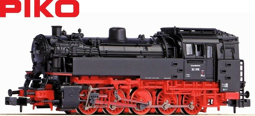 Piko N 40104 Ssquadra Locomotive Br 82 018 DB - Nuova scatola