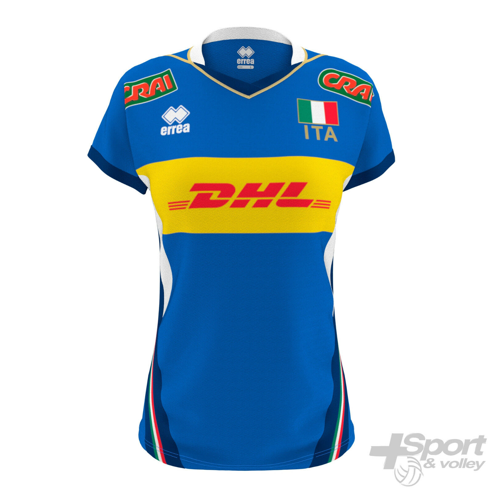 Replica jersey gara woman National  team Italie Volleyball - SMGS6C  after-sale protection