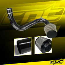 07-13 Mazdaspeed 3 Turbo 2.3L Black Cold Air Intake + Stainless Steel Filter