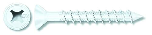 Tapcon 3//16 in 75-Pack Phillips-Flat-Head Concrete Anchors x -2 3//4 in