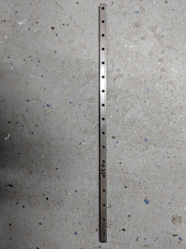 "Linear Rail bearing guide Rail only IKO LWL9 13.25/"" LM 337mm"