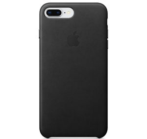Schwarz-Apple-Echt-Original-Leder-Schutz-Huelle-Case-iPhone-8-7-Plus