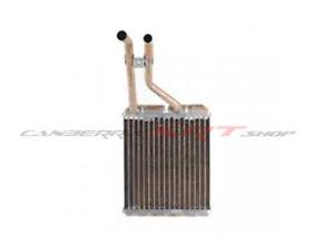 Jeep Wrangler TJ 1997 - 2006 & Cherokee 1993 - 2001 RHD Heater Core