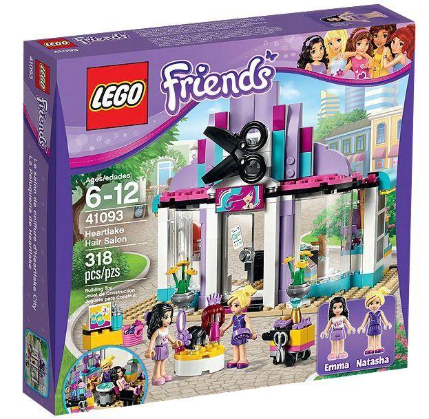 LEGO® Friends 41093 Heartlake Hair Salon NEU OVP NEW MISB NRFB