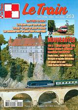 LE TRAIN N° 253 DE 2009, 160 A 1 MICRO METAKIT EN HO