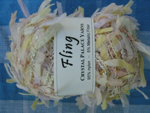 New Discontinued Color: 9496-1 Dreamy Crystal Palace Fling Print Yarn