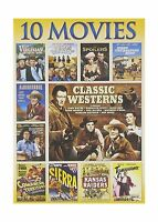 Classic Westerns 10-movie Collection: When Daltons Rode / The V... Free Shipping