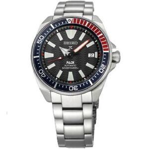 Seiko X Prospex PADI Special Edition 44mm Black Dial Stainless Steel  Bracelet Watch e54e73320c