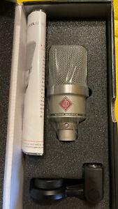 Neumann TLM 102 Condenser Microphone Silver