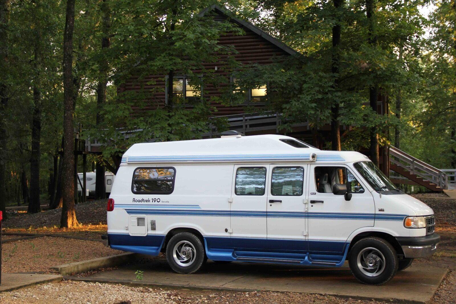 1995 Roadtrek 190 Versatile van camper (class B) – Buy Conversion Vans