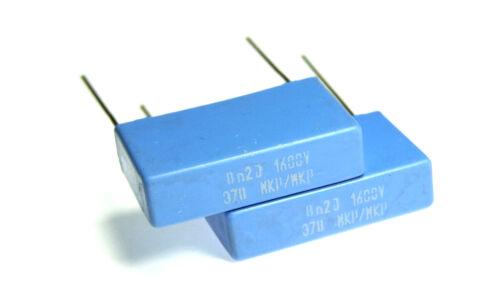 Metallized Polypropylene Film Capacitors 8.2nF 1600V ±5 /% NOS J 5 pcs