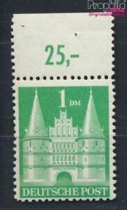 Bizone-Alliierte-Besetzung-97b-Y-II-B-geprueft-postfrisch-1948-Bauten-8985165