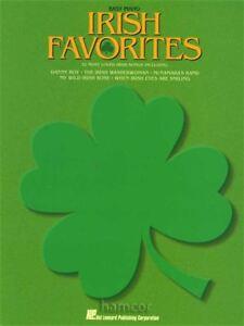 Irlandais Favoris Easy Piano Sheet Music Song Book 32 Tunes-afficher Le Titre D'origine