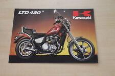 167137) Kawasaki LTD 450 Prospekt 198?