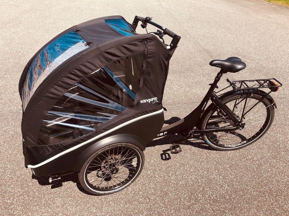 Ladcykel, Winther Kangaroo Lite, 7 gear
