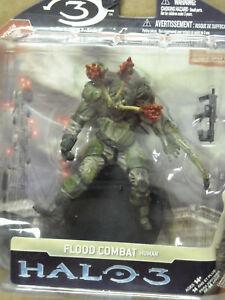 X-Box-Toys-Halo-3-Figure-5-034-034-Flood-Combat-034-Human-Form