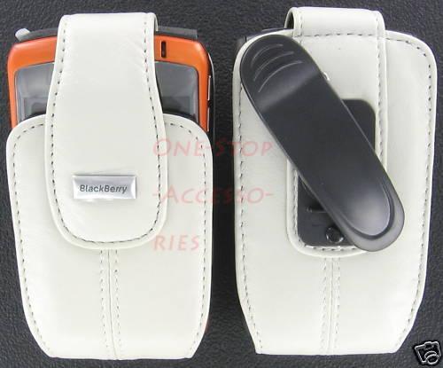 OEM Blackberry Leather Case Holster 9330 9360 9330 9320 9350 9370 9310 9300 9315