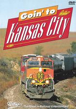Goin' to Kansas City Pentrex Railroad DVD New