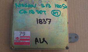 JDM-NISSAN-S13-180SX-CA18DET-A-T-ECU-23710-36F15-1857-AD