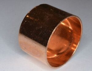 28mm copper end feed end caps stop end pipe fittings. Black Bedroom Furniture Sets. Home Design Ideas