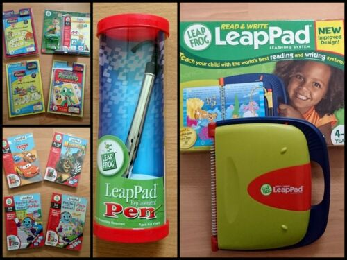 Leapfrog umfangreiches Leap Pad Learning System Kindercomputer