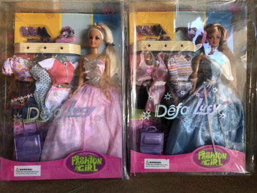 Defa Lucy Fashion Doll Set