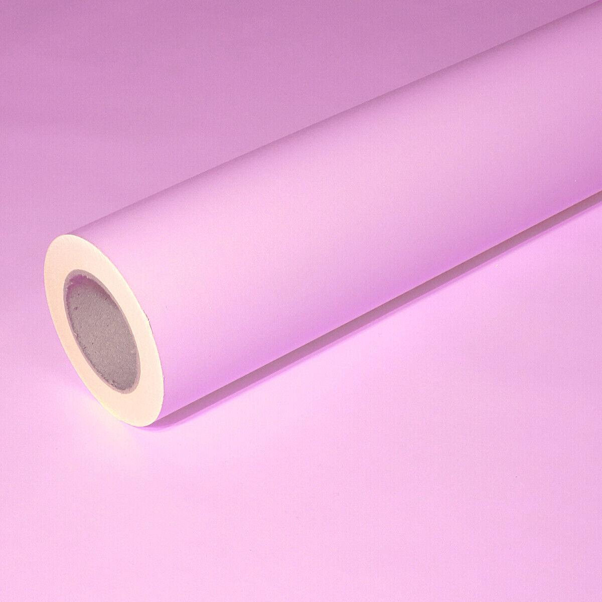 0,55 /m² 50m x 0,75m  pink junopax regalo de papel resistente a la intemperie mojado papel fijo