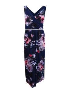 SL-Fashions-Women-039-s-Embellished-Maxi-Dress