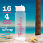 PERSONALISED-Love-Island-Text-Name-Water-Bottle-Sticker-Custom-Decal-16-colours miniatuur 1