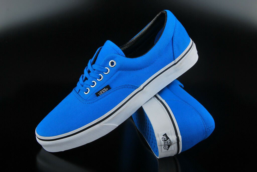 VANS SCHUHE ERA MLX BRILLIANT BLUE WHITE SNEAKER