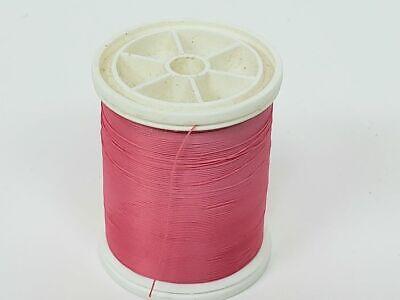 Vtg Gudebrod Variegated Thread Rainbow Silk Fly Tying Rod Winding Sz A 50 Yards