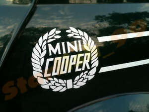 PEGATINA VINILO STICKER MINI LOGO